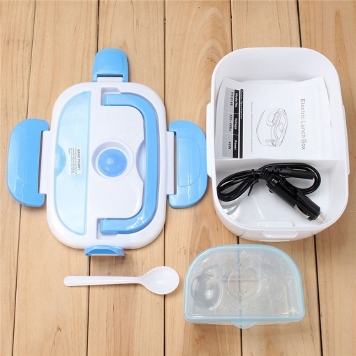 12V Portable Electric Lunchbox Food Heater & Warmer for Outdoor Picnic Travel & Camping
