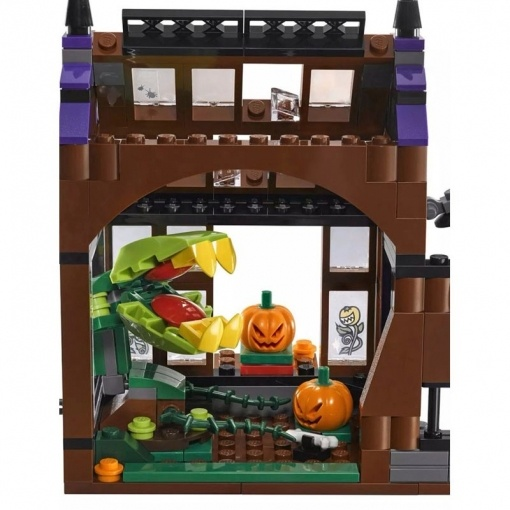 Scooby Doo Mystery Mansion Building Blocks