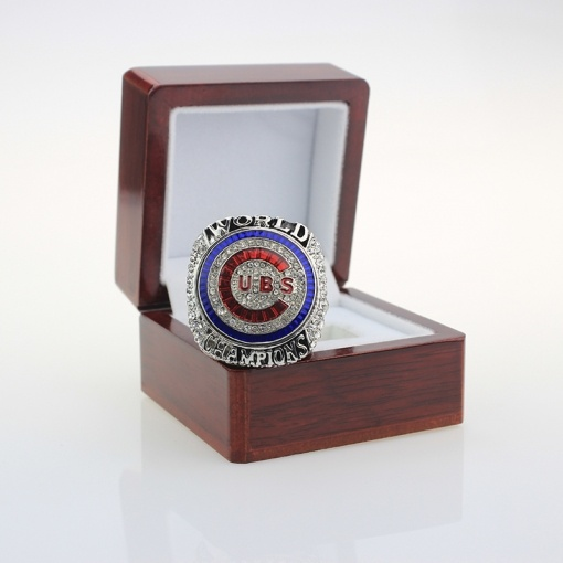 Chicago Cubs World Series Championship Ring
