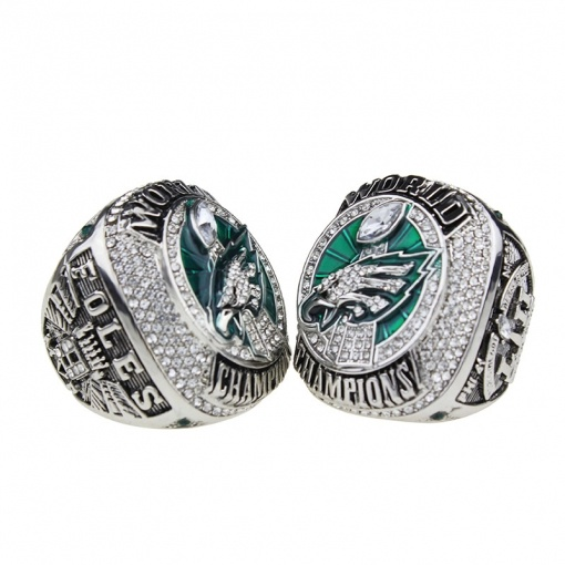 Philadelphia Eagles Super Bowl Ring 2018 LII World Championship