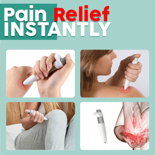 Joint Pain Relief Pen Muscle Sciatica Knee Neck Lower Back Soreness Analgesic